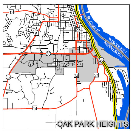 oak park heights