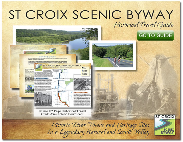 St. Croix Scenic Byway Travel Guide