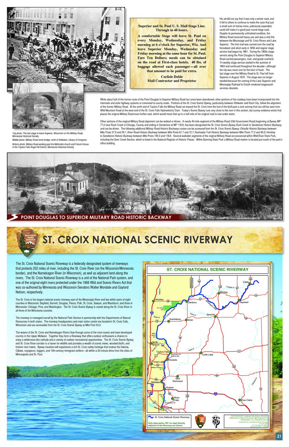 St. Croix Scenic Riverway